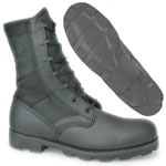 Black Jungle Vulcanized Boot